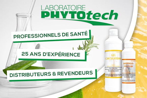 Laboratoire Phytotech professionels de la sant